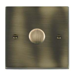 LED Trailing/Leading Edge Push On/Off Rotary Multi-Way Dimmers