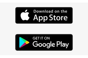 37 374927 Apple App Store And Google Play Logos App