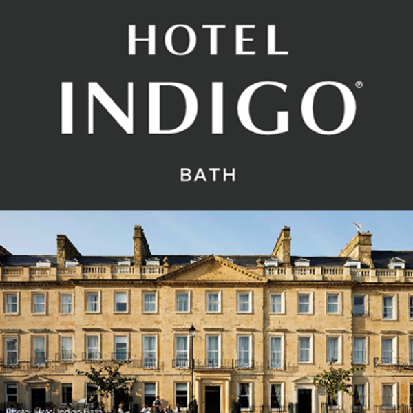 Hamilton cleans up at Hotel Indigo Bath